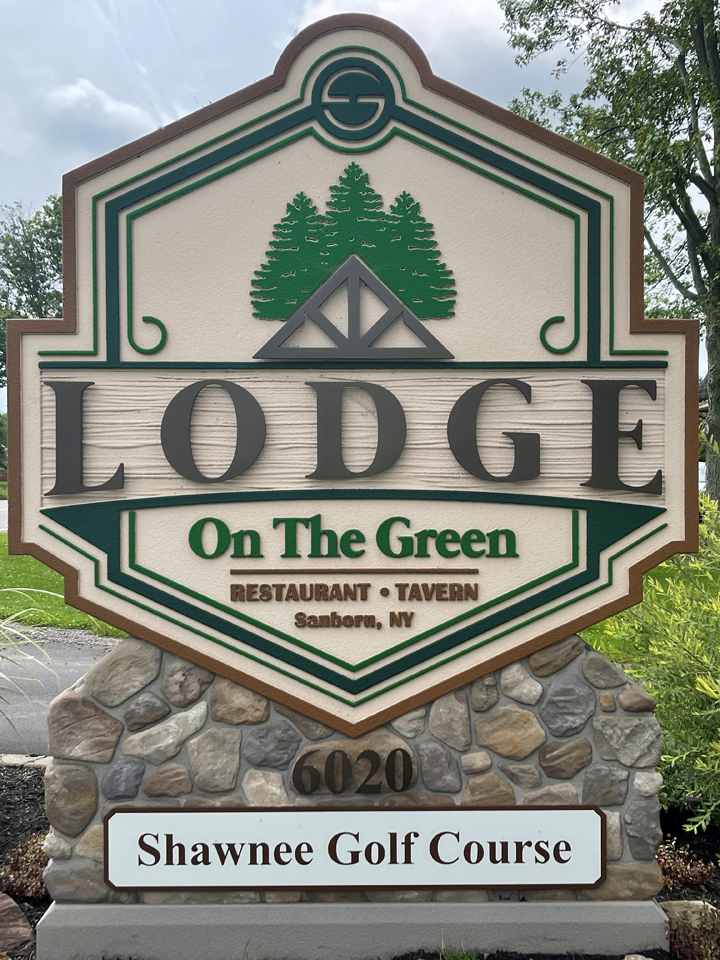 Lodge on the Green Dinner Specials